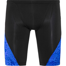 Nike Swim Geo Alloy Jammer Herr game royal